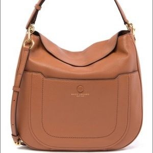 Marc Jacobs - Empire City Leather Hobo Bag